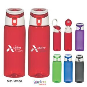 24 Oz. Tritan™ Flip-Top Sports Bottle