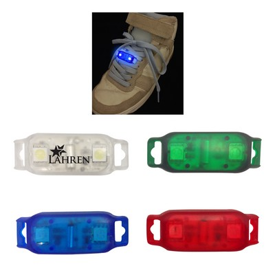 LED Pulse Shoelace Lights